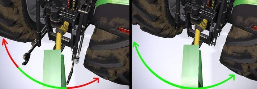 Raise rear hydraulics v3.0