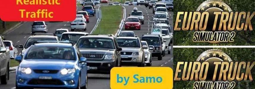 Realistic traffic