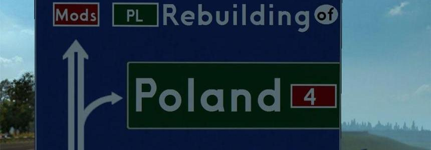 Rebuilding of Poland V4