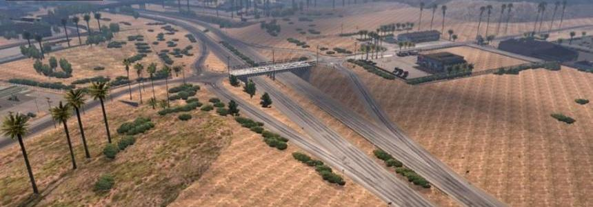 [REL] I-Fix 15 Primm v1.0 - Intersection fix for I-15 Primm