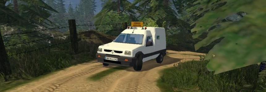 Renault Express D65 v1.0