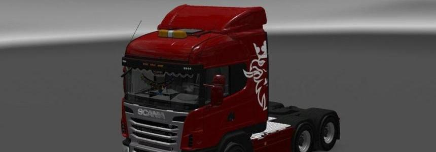Scania Highline R420