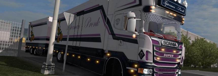 Scania R500 Tijsterman-Pronk 1.23