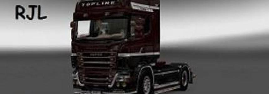 Scania RJL Engine Sound