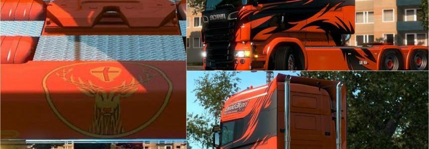 Scania – Stena Stal v1.0