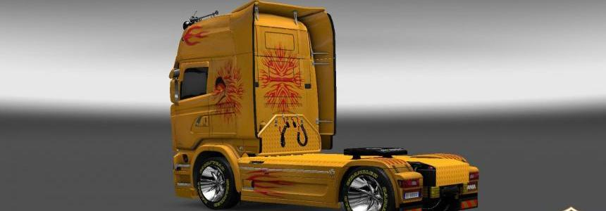 Scania Streamline SD5 Skin