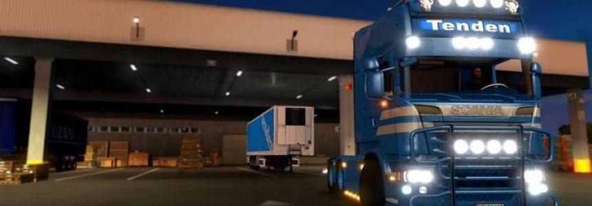 Scania Tenden Truck + Limetec