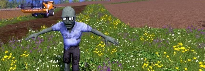 Scarecrow Zombie v1.0