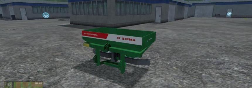 Sipma RN1000 Boryna v1.0