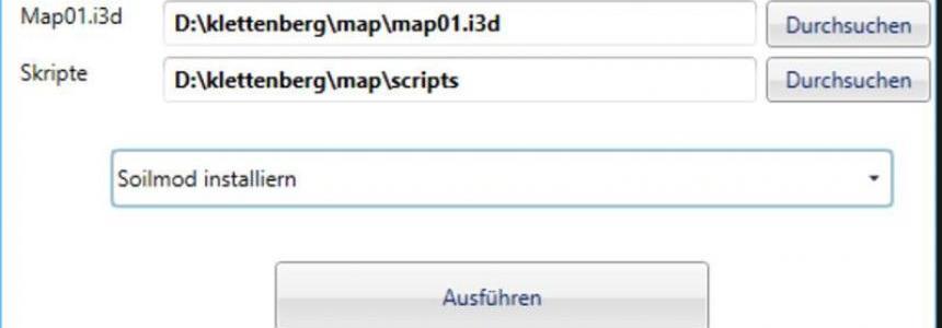 Soilmod Installer v1.0.7