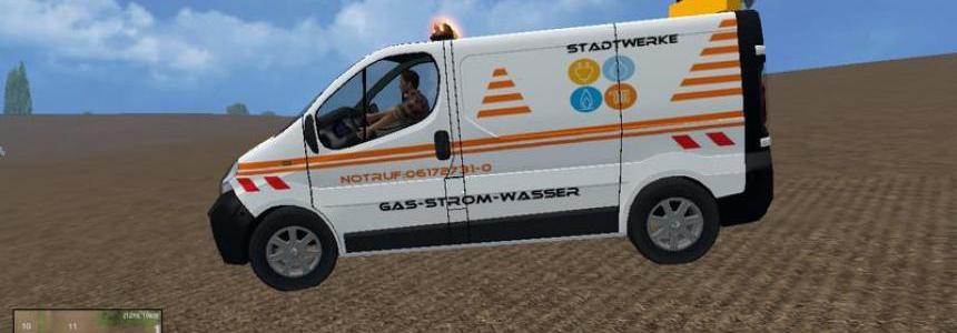 Stadtwerke vehicles V1.0 Beta