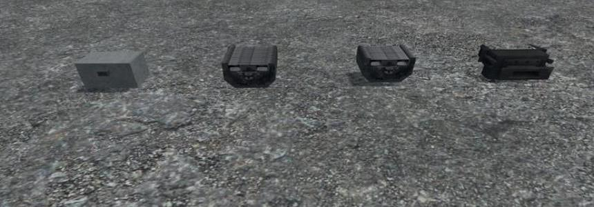 Steyr weights Pack v1.0