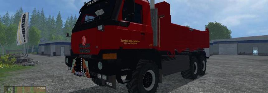 Tatra Terno Benne edit Poldarkcze