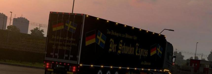 The Sweden Express Trailer