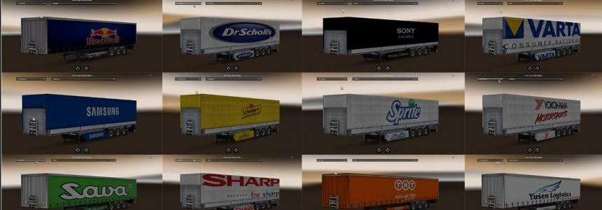 Trailer Pack By Gile004 V2