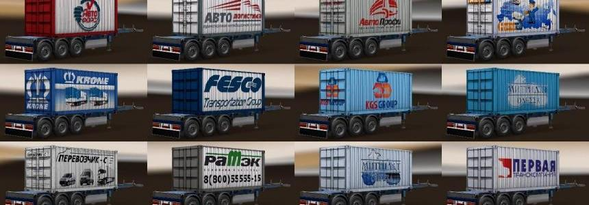 Trailer Pack Containers v2.0