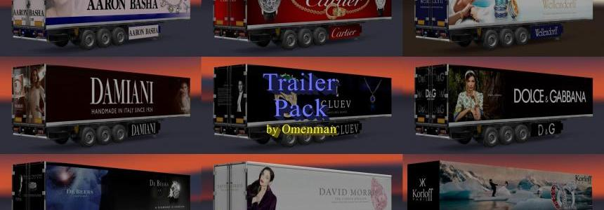 Trailer Pack Jewelry 1.0