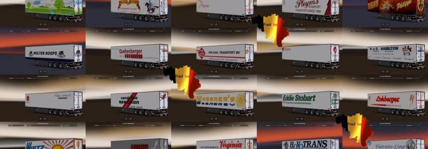 Trailer Pack Old Chereau V1 1.22.x & 1.23.x