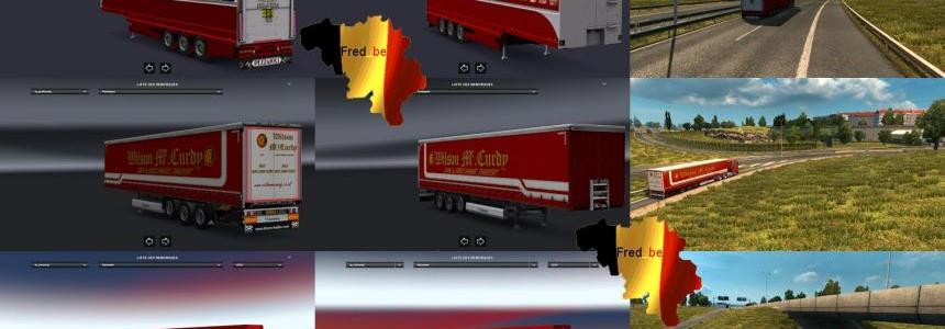 Trailer Pack Wilson Mc.Curdy Version 1.23.x