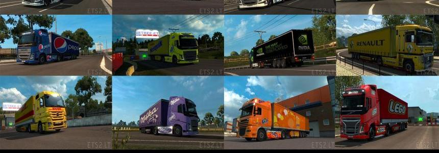 Truck Combo Pack By Gile004 v1