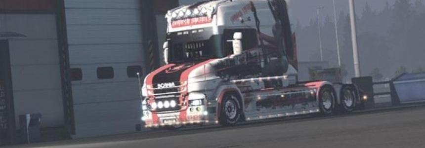 Tuning For Scania T&RS V2.0