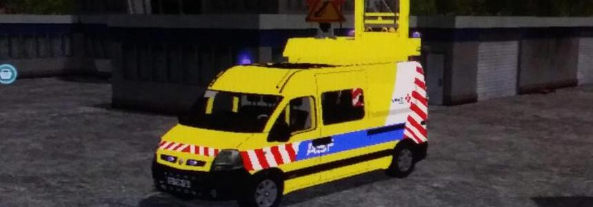 Vehicule asf v2.1