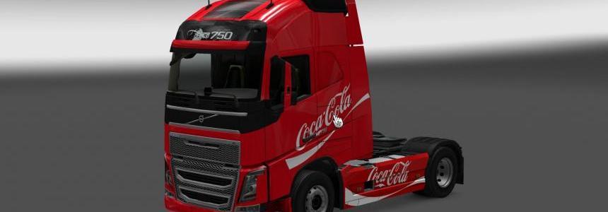 Volvo Coca Cola Combo v1