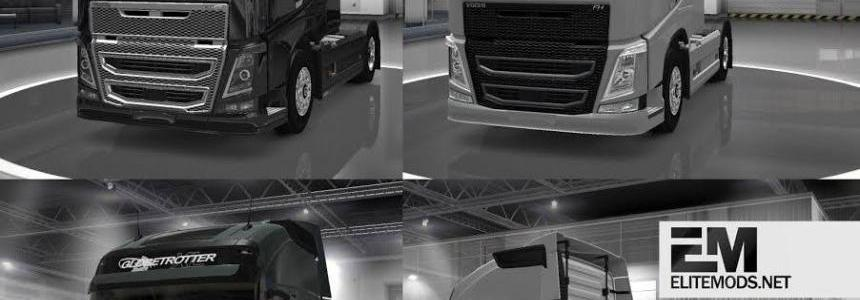 Volvo fh16 2012 realistic v1.1