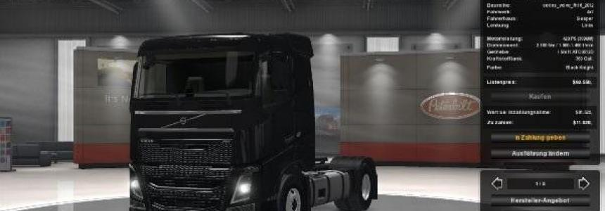 Volvo FH16 2012 v2.1 for 1.2 +