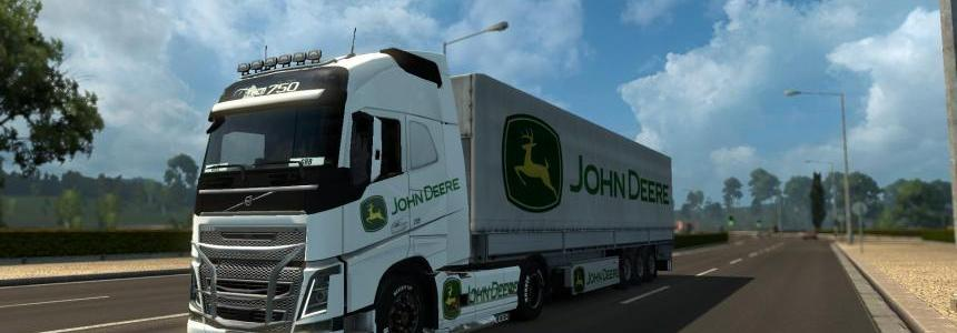 Volvo John Deere Combo v1