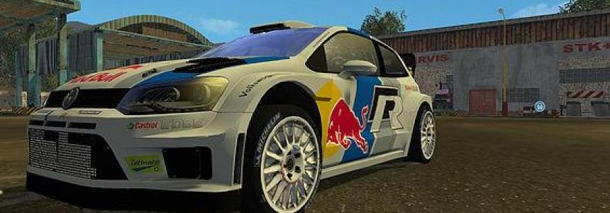 VW Polo WRC Red Bull v1