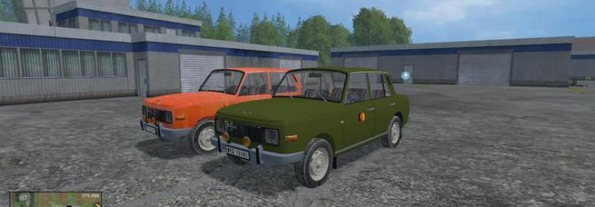 Wartburg 353W v1.15