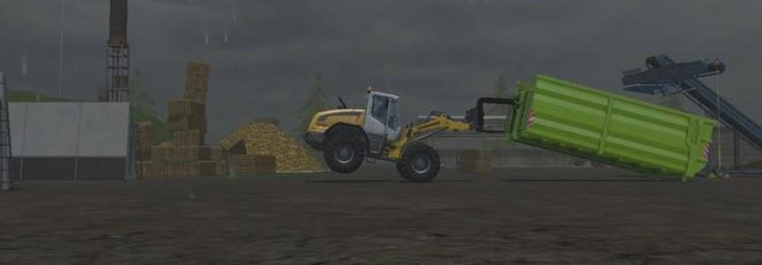 Wheel loaders HKL Adapter v1.0 ITRunner DLC