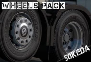 50k Wheels Pack v4.1