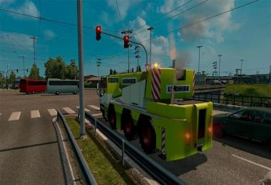 AI Traffic Cranetruck for ATS 1.2.x