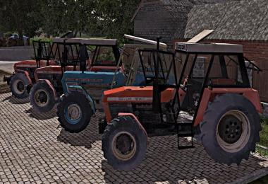 Zetor PACK GM Modding