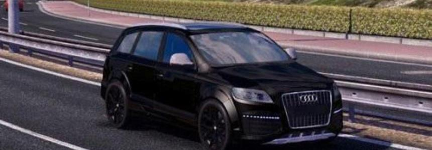 Audi Q7 + Interior for 1.23 v1.0