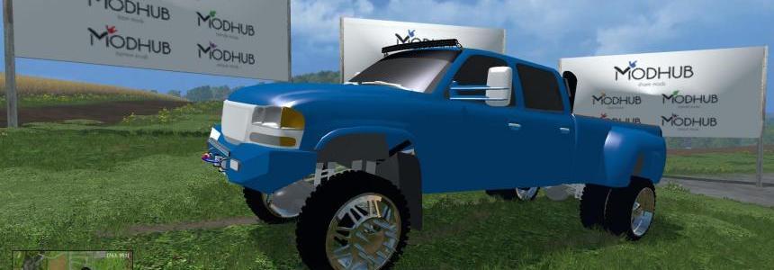 2006 GMC Sierra 3500 v3