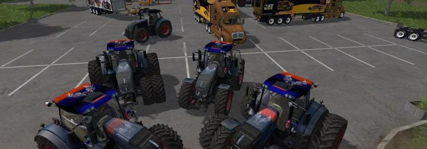 Eagle Fendt 936 Vario v2.0 By Eagle355th