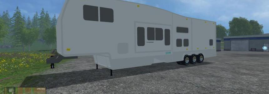 5th wheel Toyhauler