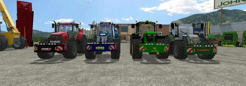Fendt weight v1