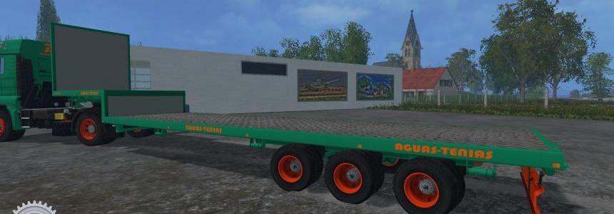 Aguas Tenias Platform Truck Short v1.0