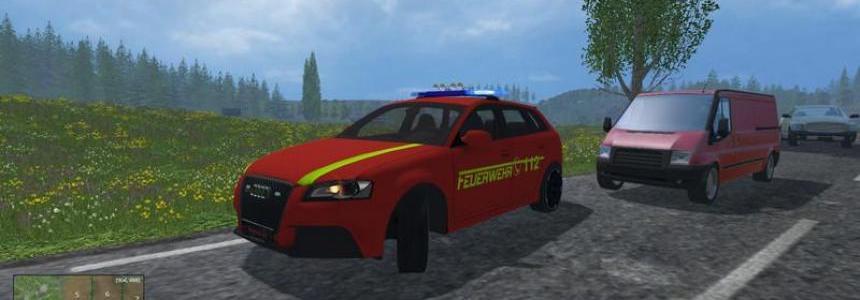 Audi RS3 KdoW v0.9