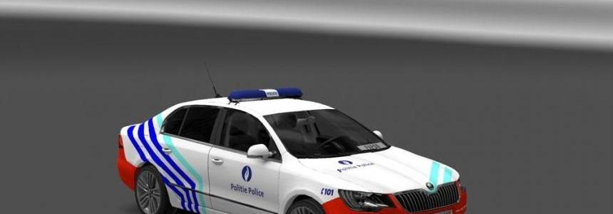 Belgium Police Skin 1.23