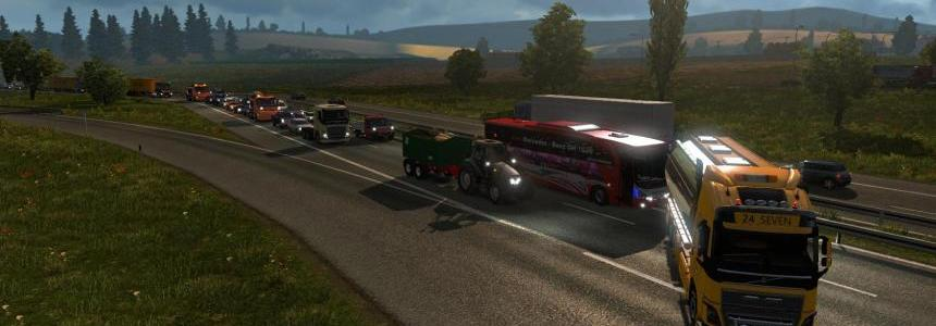 Big Traffic mod v1.23