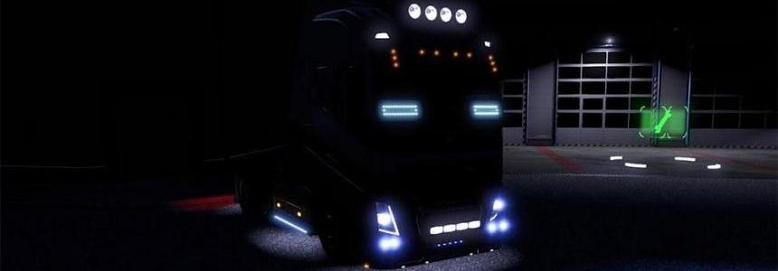 Blue Xenon Lights for all Trucks