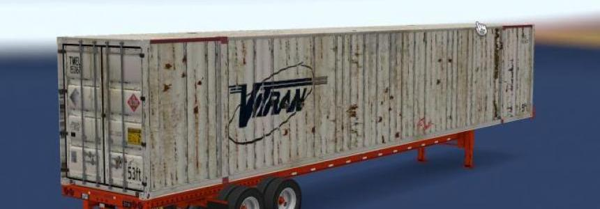 Bora's famous 53 Container for Haulin 1.2.хх