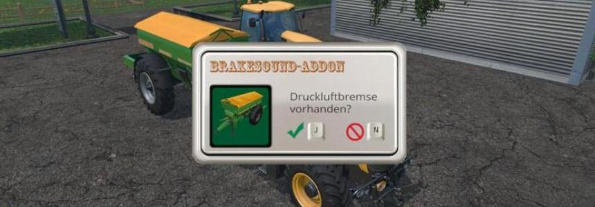 Brakesounds Addon v1.0