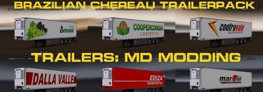 Brazilian Chereau Trailers Pack