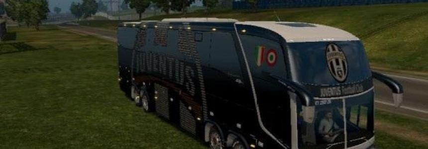 Bus Marcopolo G7 1600LD Juventus